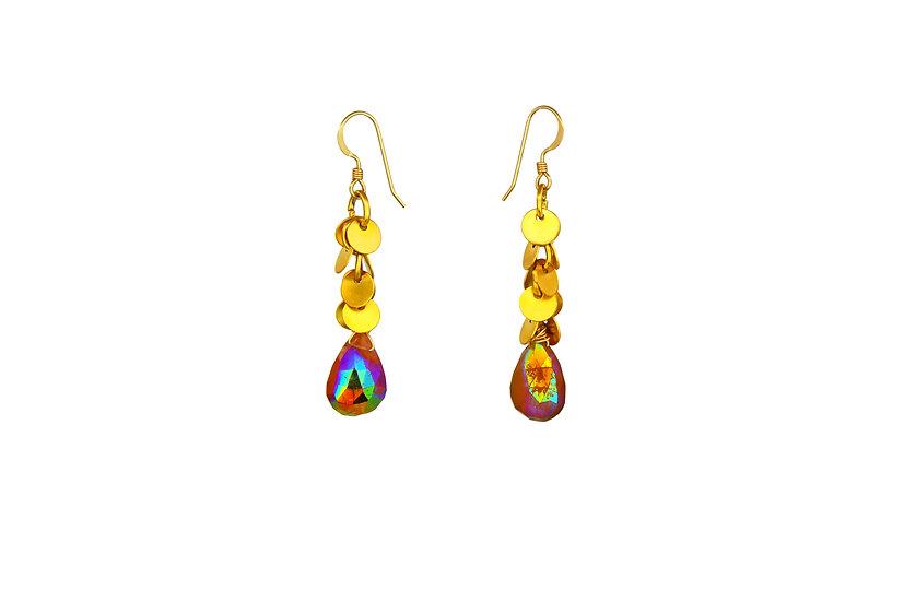 Mystic Carnelian Earrings