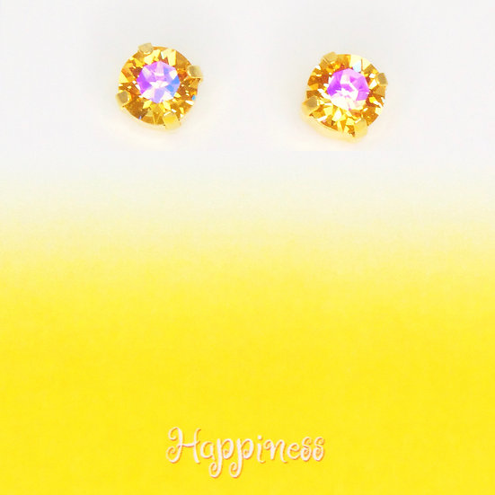 Happiness Stud Earrings