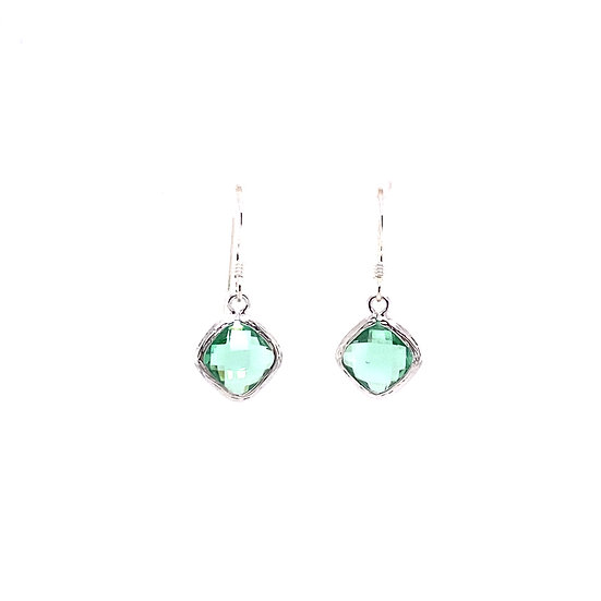 Tiny Color Therapy Silver | Sea Green