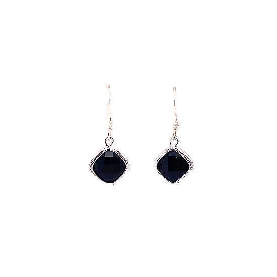 Tiny Color Therapy Silver | Black Onyx