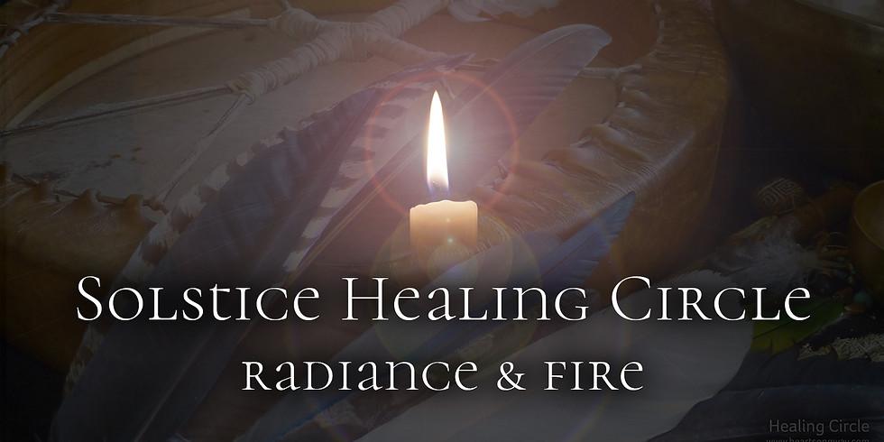 Winter Solstice Healing Circle at Isis