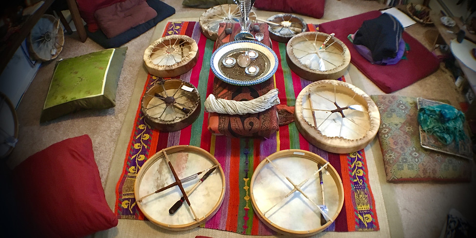 Rewilding Women's Drum and Song Circle