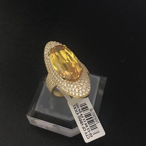 Nhẫn nữ vàng đá vàng VJC 610