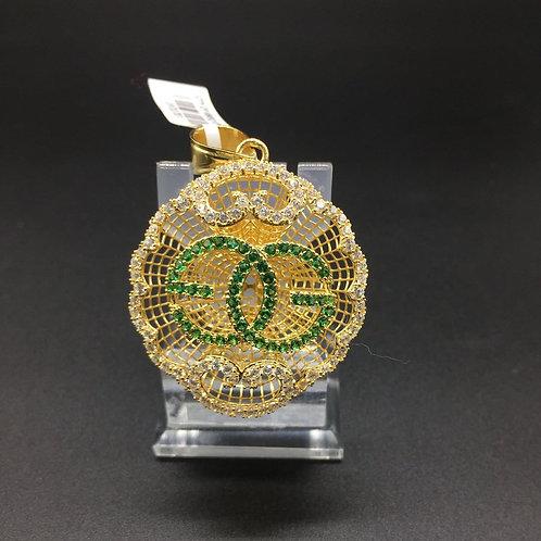 Mặt dây chuyền vàng nữ gucci VJC 610