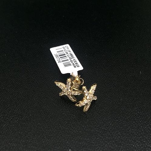 Bông tai vàng nữ ngôi sao VJC 610