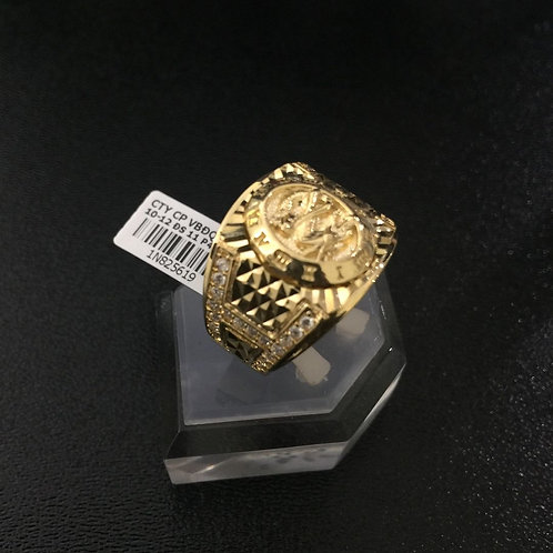 Nhẫn Rồng vàng nam VJC 610