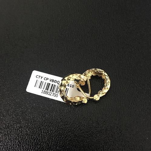 Bông tai nữ vàng VJC 610