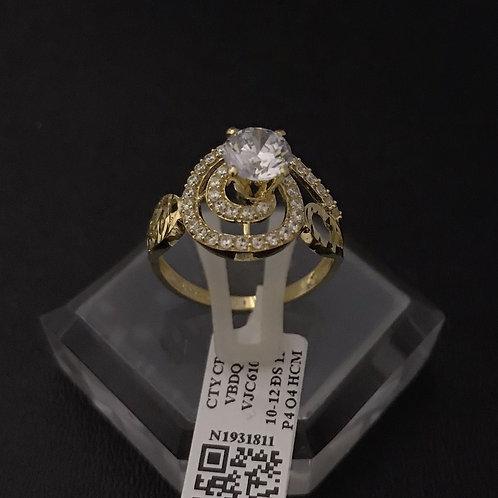 Nhẫn nữ vàng đá trắng VJC 610