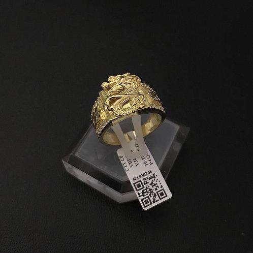 Nhẫn nam Rồng vàng VJC 610