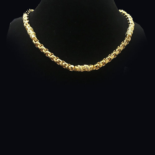 Dây chuyền vàng Nam VJC 610