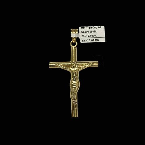Mặt dây Thánh giá vàng VJC 610