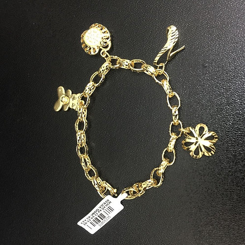 Lắc tay vàng nữ - VJC 610