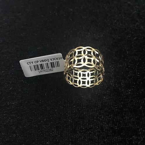 Nhẫn vàng nữ đồng tiền VJC 610