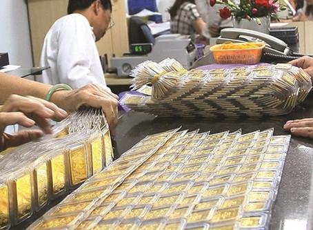 NCĐT: Kinh doanh Vàng miếng không còn hấp dẫn