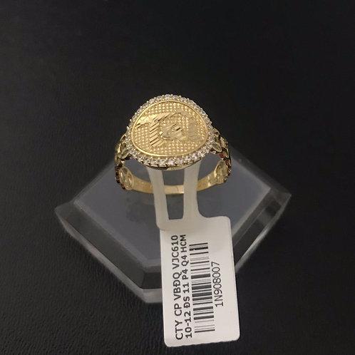 Nhẫn vàng nữ Tài VJC 610