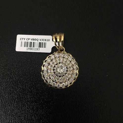 Mặt dây chuyền vàng VJC 610