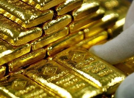 Nhu cầu vàng thế giới trong quý I/2018 thấp nhất trong 1 thập niên qua