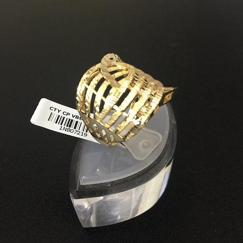 Nhẫn vàng nữ móc máy VJC 610