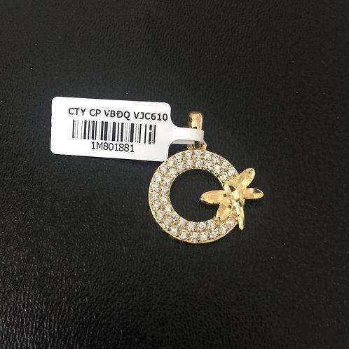 Mặt dây chuyền vàng nữ - VJC 610