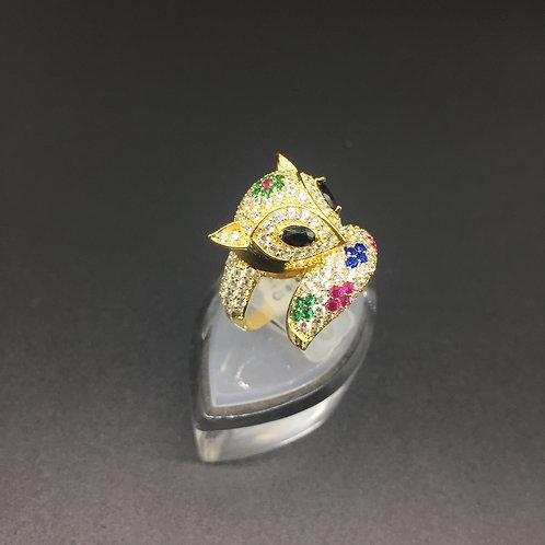 Nhẫn vàng nữ con cáo VJC 610