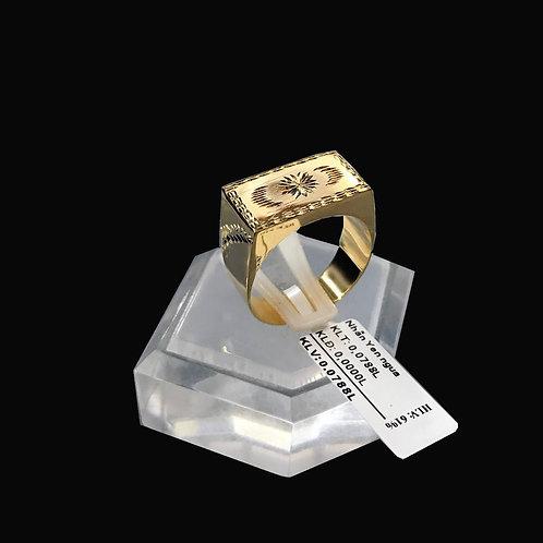 Nhẫn nam yên ngựa vàng VJC 610