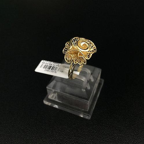 Nhẫn vàng nữ bông hoa VJC 610