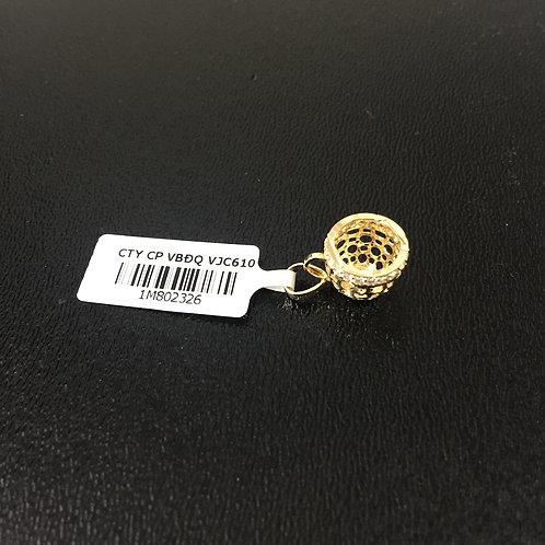 Mặt dây chuyền vàng chiếc ly VJC 610