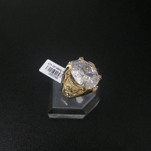 Nhẫn vàng đá trắng VJC 610
