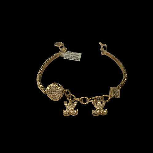 Lắc tay vàng VJC 610