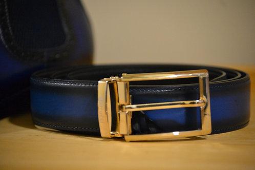 Blue Carrucci Belt