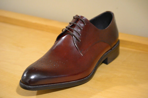 Carrucci Burgundy Lace Up Oxford