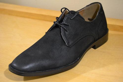 Black Giorgio Brutini Nubuck Oxford