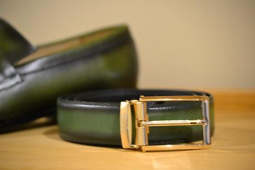Olive Carrucci Belt