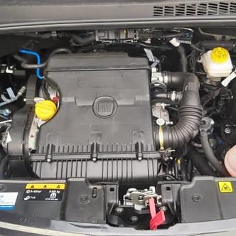Fiat 500L  motore 1.4 16v euro 6D- Temp