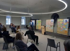 Erfolgreicher Führungskräfte-Workshop im Schloss Leopoldskron