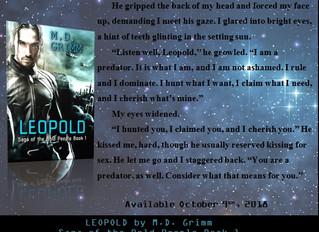 Leopold: Deleted Scene