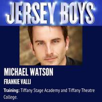 Jersey Boys UK Tour