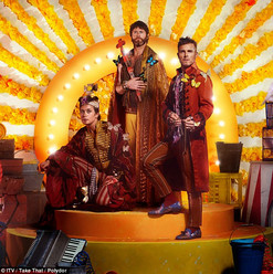 Take That 2019 Tour