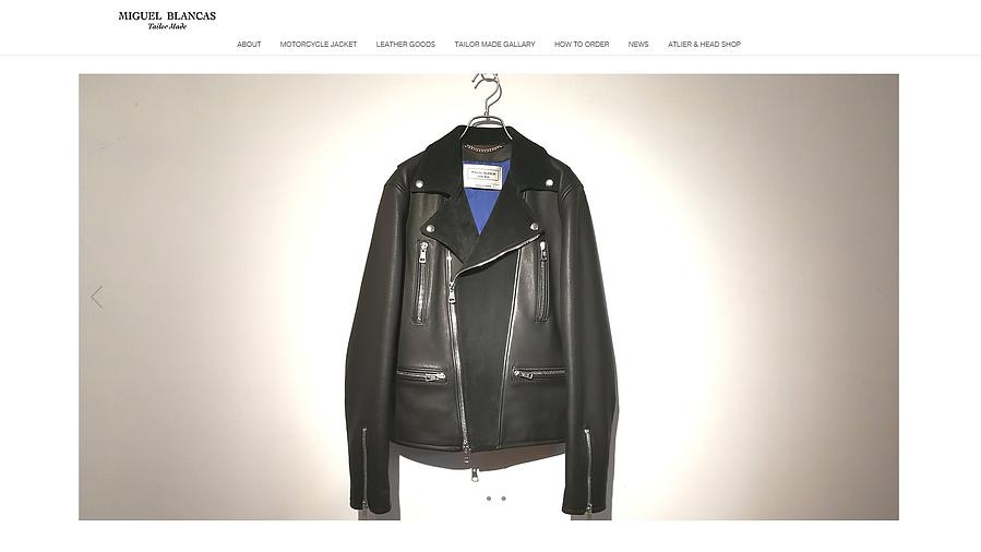 MIGUEL BLANCAS Official Site New Open
