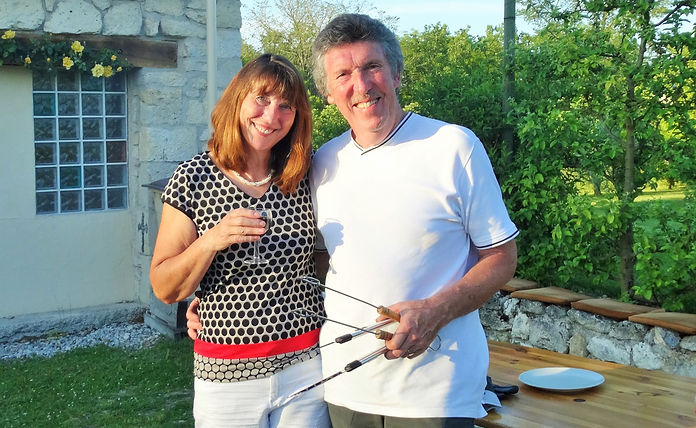 Chris & Moira, Soletude, Residential music courses france