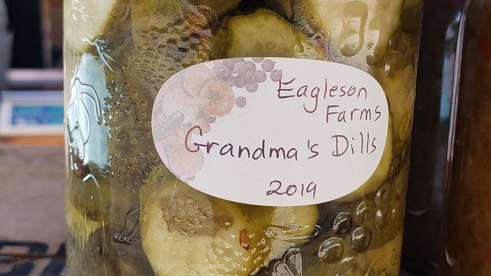 EF Grandma's Dills