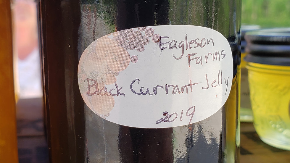 EF Black Currant Jelly