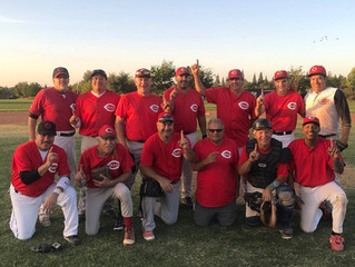2017 45+ Classic Division Champions -- Reds
