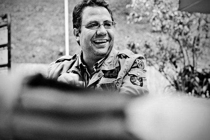 Sobre Cine y Literatura. Entrevista epistolar al cronista colombiano Alberto Salcedo Ramos.