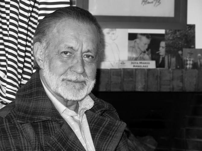 Sobre Cine y Literatura. Entrevista epistolar al poeta Jotamario Arbeláez.