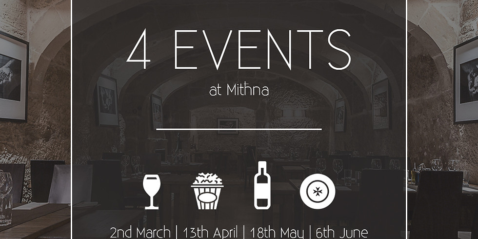 4 Events at Mithna