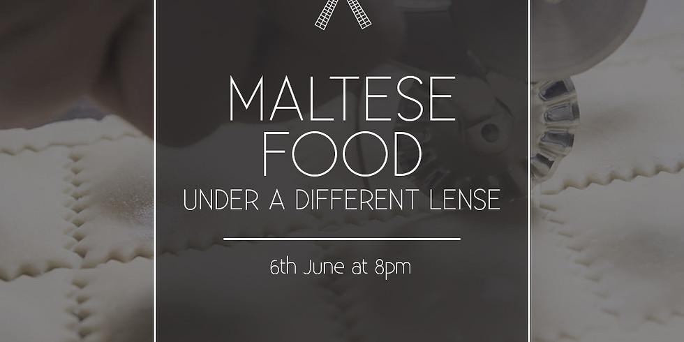 Maltese food under a different lense