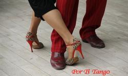 Edouard & Jeannine Por Ti Tango Création