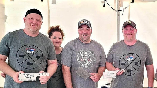 Meat Rushmore BBQ - Grand Champions Beats Brews and BBQ