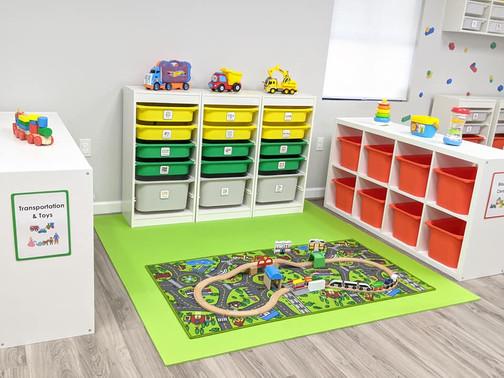 Transportation & Toys Center